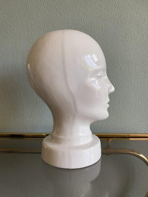 Vintage west germany hoofd wit