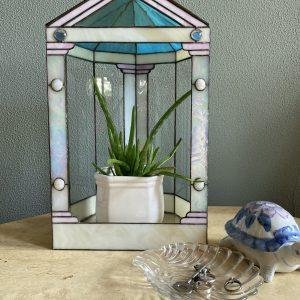 Tiffany Wardian case display