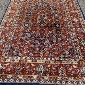 Vloerkleed Perzisch bruin 165x240cm