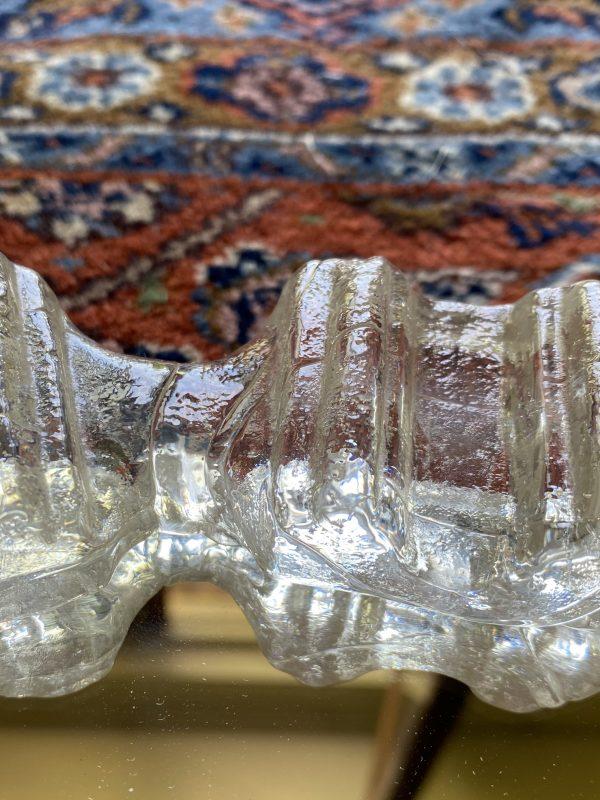 spiegel plexiglas ovaal plastic glas vintage retro