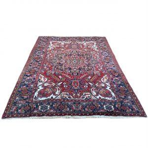 Handgeknoopt Perzisch vloerkleed Heriz 220x340cm