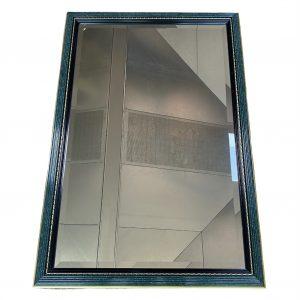 Vintage spiegel facet geslepen 111x76cm