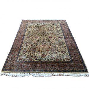 Handgeknoopt Perzisch kleed Floral 170x236cm