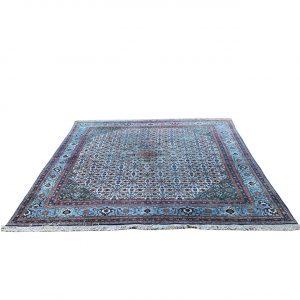 Handgeknoopt Perzisch vloerkleed 320x355cm
